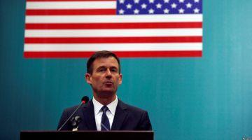 وكيل خارجية أمريكا تلاقى سفير الجزائر بواشنطن على ود ملف الصحراء