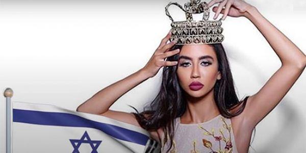 تصويرة ديال ملكة جمال لبنان مع ملكة جمال اسرائيل تسببات فتجريدها من لقبها – صورة