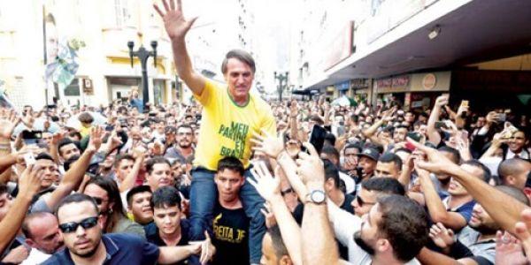 الرايس البرازيلي الجديد داير حرب على الاخبار الزائفة ف الفايسبوك