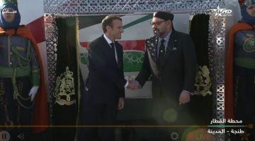 """أول """"تيجيفي"""" في المغرب .. بالأرقام"""