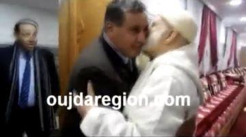 أخنوش عند البودشيشيين: استقبلو الشيخ جمال البودشيشي