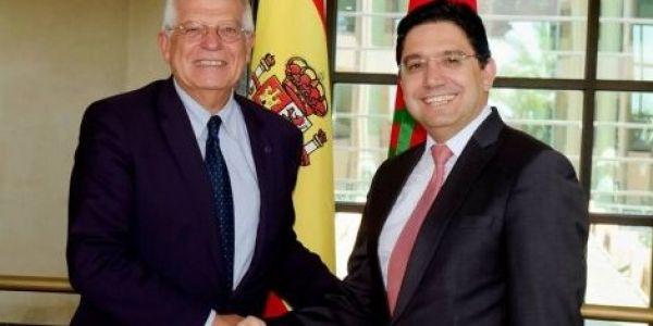 وزير خارجية الصبليون فرحان بمبادرة الملك للجزائر