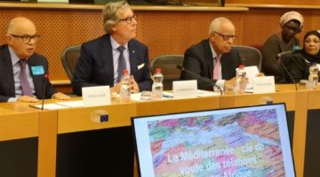 وفد برلماني فبروكسيل على ود البروتوكلات التجارية بين الإتحاد الأوروبي والمغرب