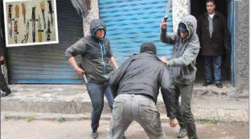 هادي بسالات.. عصابة هجمات على محل كيبيع البورطابلات بطرفاية بسيوف