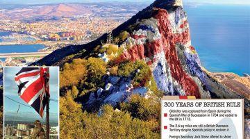 """اسبانيا كتهدد بريطانيا:"""" الا ماعرفناش مصير جبل طارق البريكسيت ماغاديش يدوز"""""""