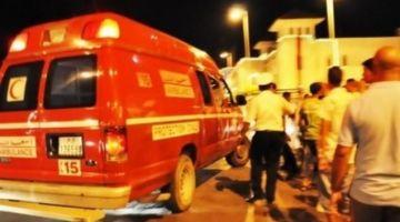العرايش.. شوفو دالگاز قتل مرا وبناتها الثلاثة فحي النهضة والنيابة العامة أمرت بتشريح الجثث