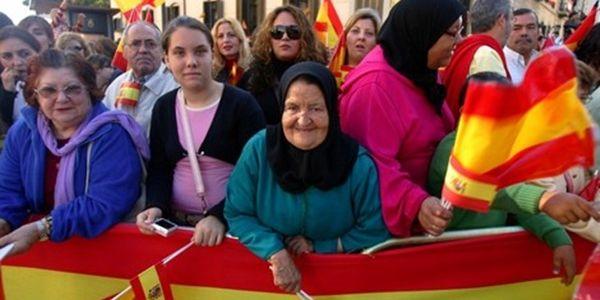 هاشحال من مغربي شد الجنسية الاسبانية