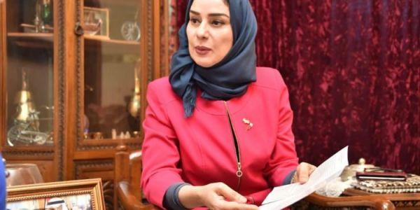 لأول مرة ف تاريخ البلد:امرأة رئيسة مجلس النواب ف البحرين