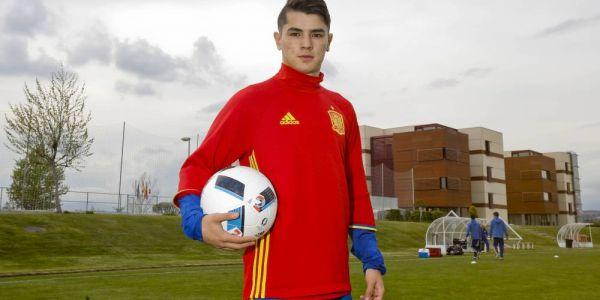 الريال مدريد كيتفاوض على ضم المغربي إبراهيم دياز