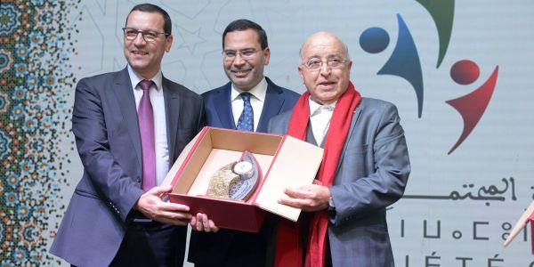 لائحة  الجمعيات اللّي ربحات جائزة المجتمع المدني