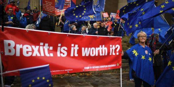 واخا تصويت غير ملزم. البرلمان البريطاني رفض يخرج من الاتحاد الاوربي