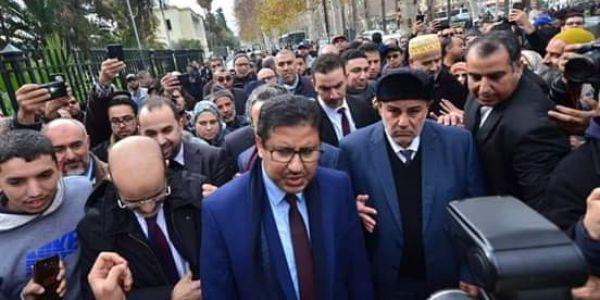 محاكمة حامي الدين:تخوفات من المواجهة بين اليساريين وناس البي جي دي