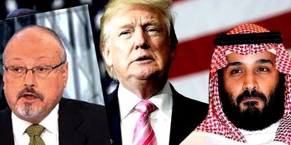 الكونگريس الأمريكي وجه توبيخ تاريخي لترامب بسباب السعودية وتبنى بالإجماع مشروع قانون كيحمل بن سلمان مسؤولية قتل خاشقجي