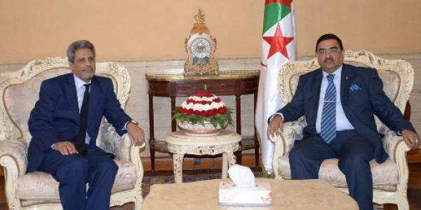 بعد محطة جنيف. سفير موريتانيا فالجزائر : كنتقاسمو نفس الرؤيا حنا والجزائر بشأن نزاع الصحراء