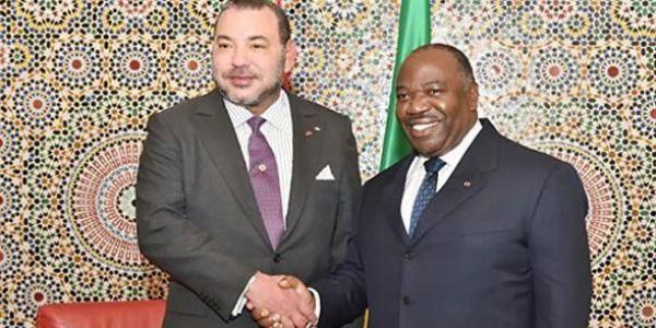 محمد السادس رجع للمغرب بعد عطلة فالگابون