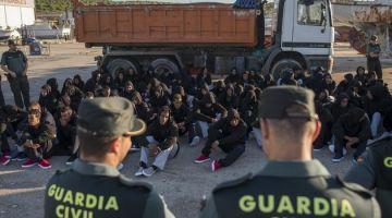 بالارقام. الصبليون واخا دارو المستحيل واحلين مع الهجرة السرية من المغرب