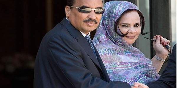 """مرات الرئيس الموريتاني كتكسل عظامها في حمام """"هاي كلاص"""" في كازا"""