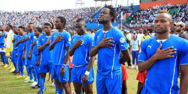 """""""الكاف"""" استبعد رسميا منتخب سيراليون من تصفيات أمم إفريقيا 2019"""