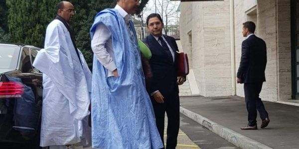 """واش بوريطة اللي كيعطي خبار الصحرا ل""""جون افريك"""" يستاحق يبقى هو رئيس وفد المغرب؟ لوزير تقييم غبي لبلاغ كولر كيتضحك بيه علينا"""