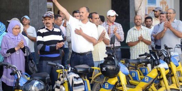 """نقابة """"البيجيدي"""" كتتهم إدارة بريد المغرب بـ""""حرمان"""" المناضلين ديالها من المنحة"""