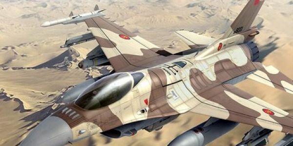 ردا على استفزاز البوليساريو.. الجيش المغربي غادي يدير مناورات عسكرية بطيارات مقاتلة