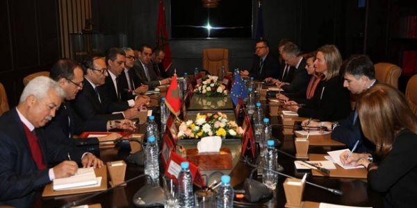 المصادقة على الاتفاق الفلاحي مهد لشراكات جديدة بين الرباط والاتحاد الأوروبي. موغريني: التصويت بالأغلبية تجسيد للثقة في الاستقرار والديمقراطية بالمغرب