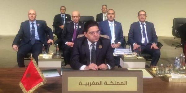 المغرب مشارك فالقمة العربية التنموية وبوريطة دار لقاءات مع لبنان والأردن