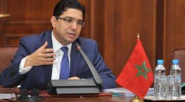 الأردن طلبات من ناصر بوريطة يجي باش يبحثو علاقات المغرب والأردن وتطويرها