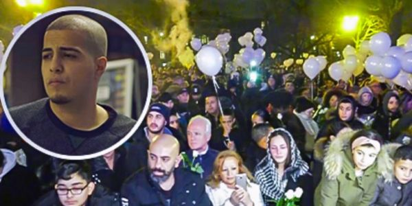 بالفيديو. الاف الهولنديون تجمعو لإحياء ذكرى الرابور المغربي لي تقتل بالقرطاس
