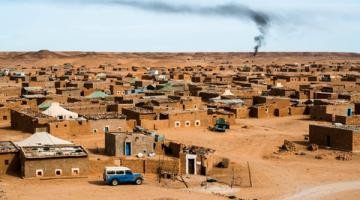 إنفراد. الأمم المتحدة صيفطات وفد رفيع المستوى للإجتماع بوكالة غوث اللاجئين فالعيون