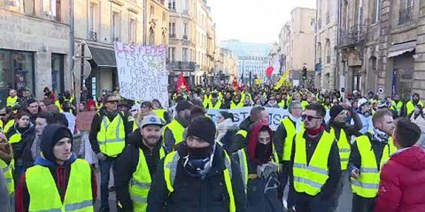 أسبوع تاسع من مظاهرات الجيليات الصوفر.. وتوقعات بعدد كبير من المحتجين وكولشي خايف من أعمال العنف