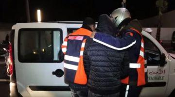 نايضة فمكناس.. عمليات أمنية سالات بإيقاف بزاف دالمشرملين وحجز 20 جنوية