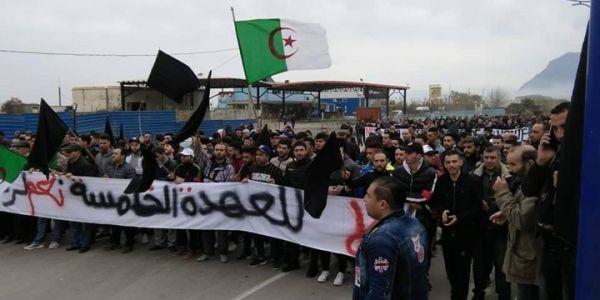 اللائحة الكاملة للمترشحين 15 لرئاسيات الجزاير