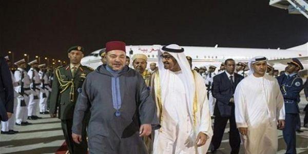 كيفاش الباطرونا كتخدم ناس الامارات فوقت كاينة حرب ضد المغرب. نائب رئيس فيدرالية تابعة ليها خدام فسفارة ابو ظبي