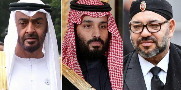 جورنالات بلادي: اتهامات لشركات أجنبية بتمويل أحزاب سياسية واستفزاز جديد من السعودية للمغرب