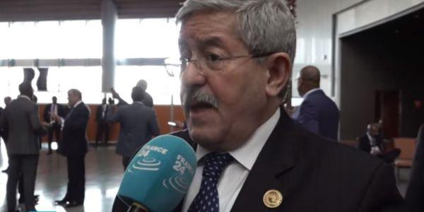 الوزير الأول الجزايري: الشعب فرحان بترشيح بوتفليقة – فيديو