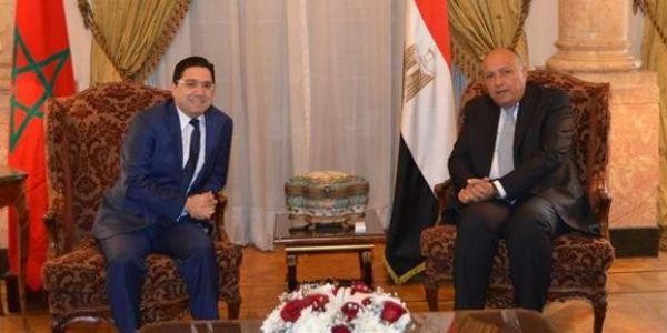 وزير خارجية مصر خايف من نزاع الصحرا : الملف معقد والإتحاد الإفريقي كيدعم المسار الأممي لحل الملف