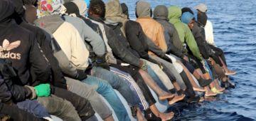 بعد 4 أيام فالبحر. 50 حراكَ من دول جنوب الصحرا خرج قاربهم حدا سواحل الكَركَرات