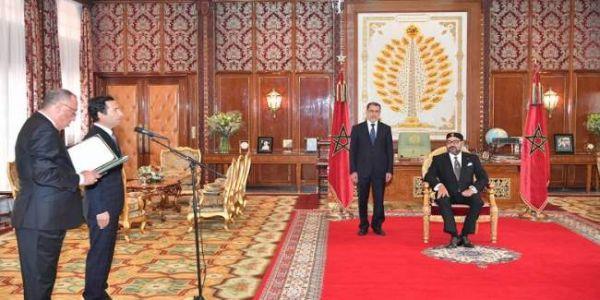 رسميا ها للي عينهم محمد السادس وزراء قبل قليل= اللائحة
