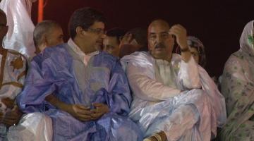موريتانيا مصيفطا لينا الناطق الرسمي باسم الحكومة برسالة من ولد عبد العزيز