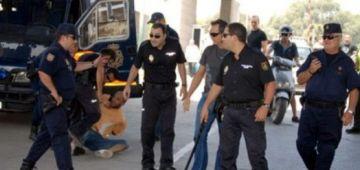 حملة كبيرة فحي البرنسيبي فسبتة طيحات مافيوزيين مغاربة مسلحين