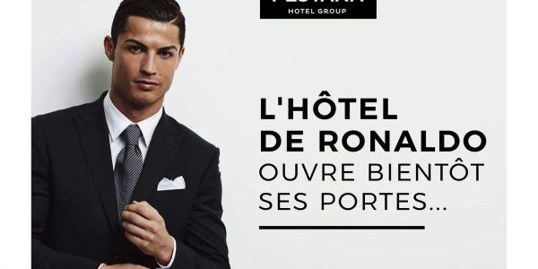 فندق رونالدو فمراكش مبقا ليه والو ويفتح