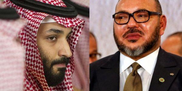 علاش زعماء الأحزاب السياسية باسثتناء البيجيدي ضربو الطم فهاد الأزمة بين المغرب والسعودية
