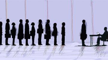 أكثر من 76 فالمية من العائلات المغربية توقعات أن البطالة غاتزاد هاد العام