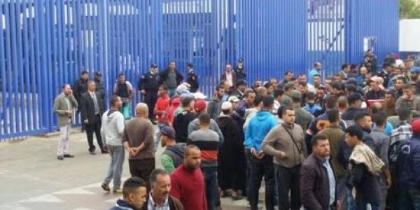 ازمة مليلية الاقتصادية. تجار المدينة كيقتارحو تعطى فيزا للمغاربة