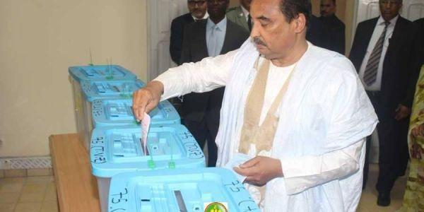 موريتانيا: حل 76 حزب حيث ماجابوش نسبة 1 بالمية من الاصوات