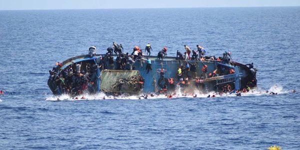 الصبليون والمغاربة كيقلبو على 100 حراگ مغربي مابان ليهم اثر فوسط بحر البوران