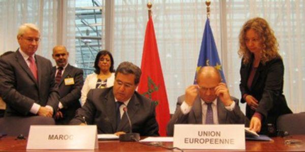 المجلس الأوروبي اعتامد اتفاقية الصيد البحري مع المغرب