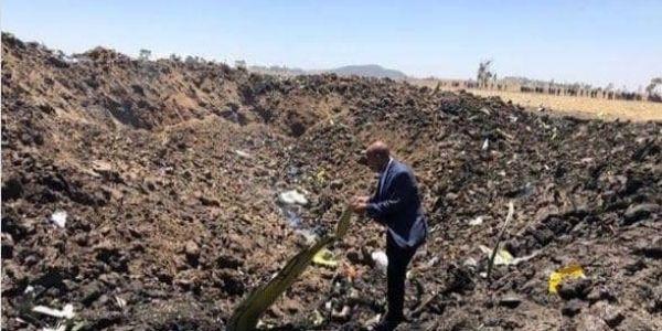 مغاربة من بين 157 راكب لي ماتو في فاجعة الطيارة الإيثوبية