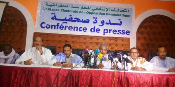 المعارضة الموريتانية فشلات فإيجاد مرشح موحد لمنافسة ولد الغزواني فالرئاسيات